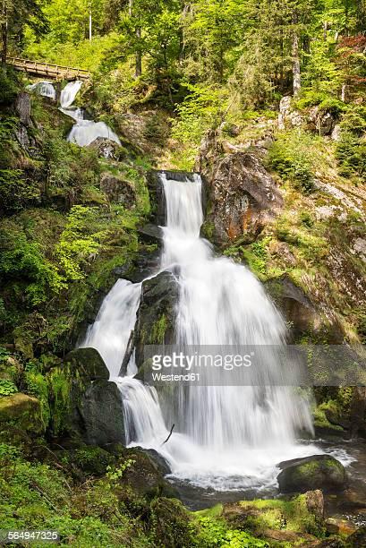 Germany, Schwarzwald-Baar District, Triberg waterfalls