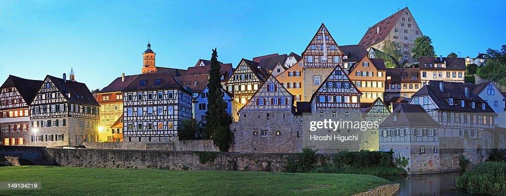 Germany, Schwäbisch-Hall