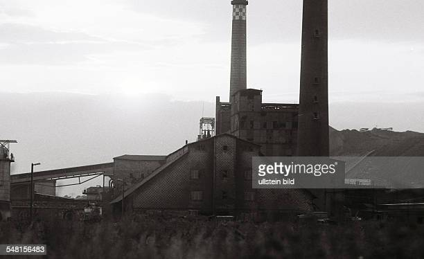 Germany Thuringia potash mine 'Thomas Muentzer'