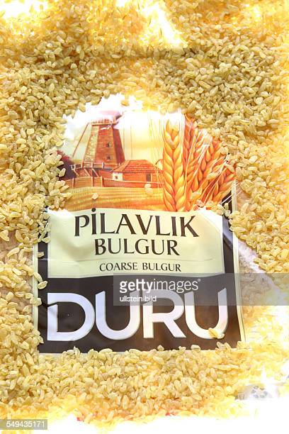 DEU Germany Turkish products on the German market bulgur