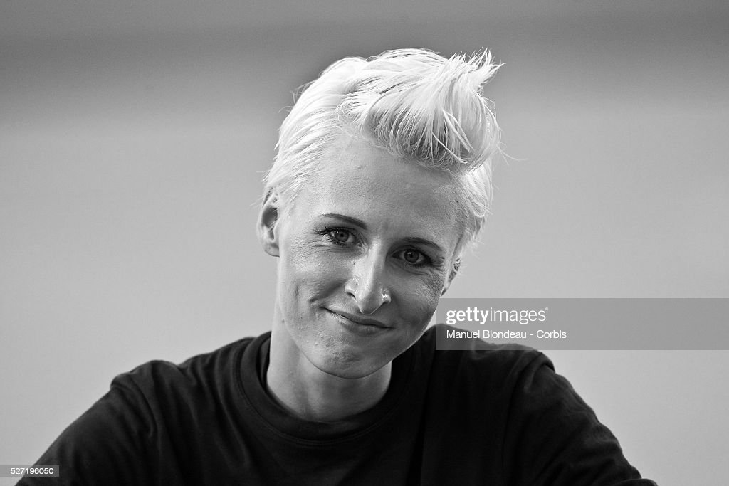 Germany's <a gi-track='captionPersonalityLinkClicked' href=/galleries/search?phrase=Ariane+Friedrich&family=editorial&specificpeople=2507867 ng-click='$event.stopPropagation()'>Ariane Friedrich</a> competes in the women's high jump final at the 20th European Athletics Championships at the Olympic Stadium on August 1, 2010 in Barcelona, Spain. Photo: Manuel Blondeau/AOP.Press/Corbis | Location: Barcelona, Catalonia, Spain.