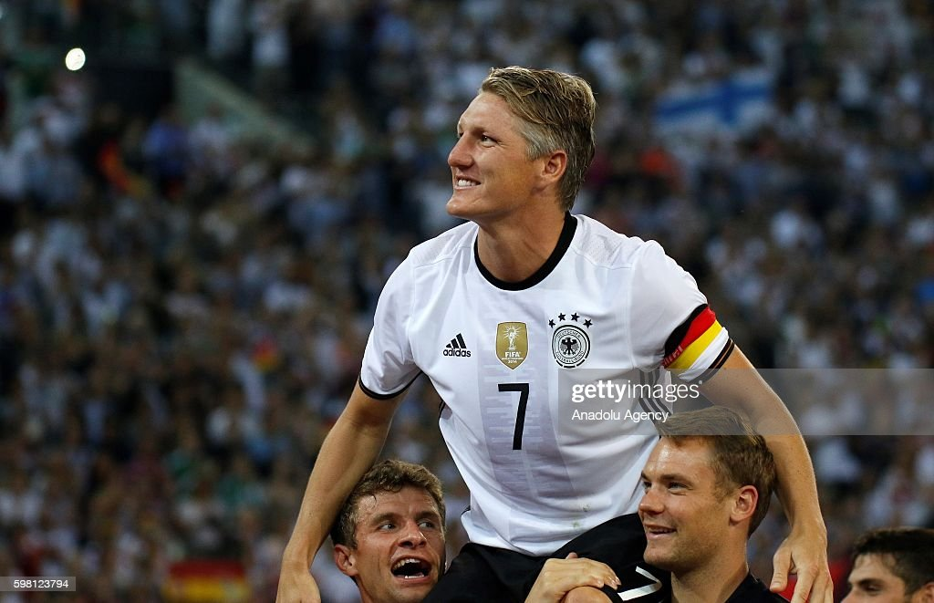 Germany vs Finland : News Photo