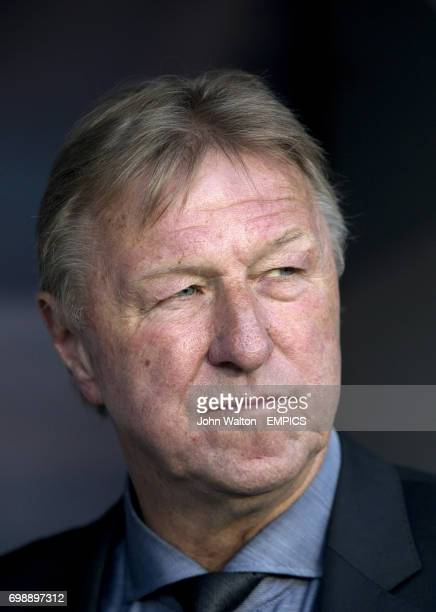 Germany's coach Horst Hrubesch