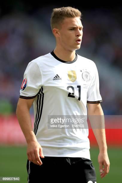 Germany's Joshua Kimmich
