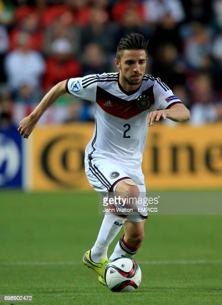 Germany's Julian Korb