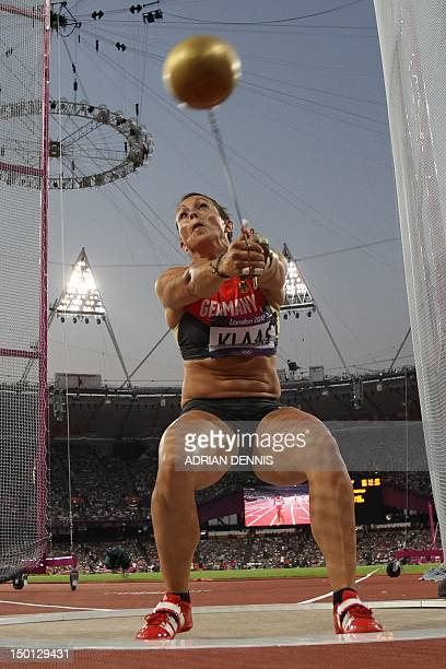 Kathrin Klaas Stock Photos and Pictures | Getty Images