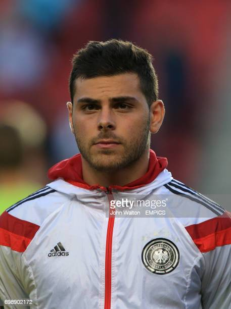 Germany's Kevin Volland
