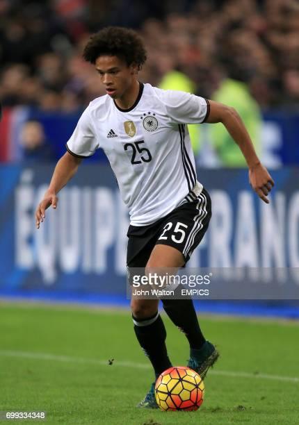 Germany's Leroy Sane