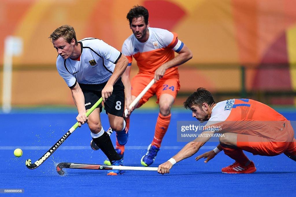 Hockey - Olympics: Day 7