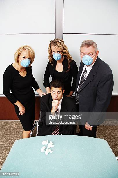 Germs in the Workplace