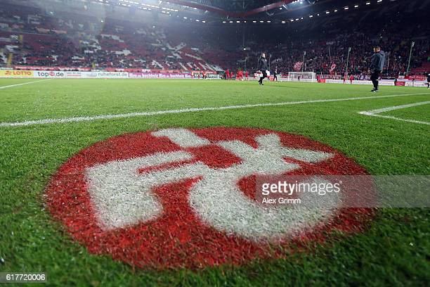 A gerneral view prior to the Second Bundesliga match between 1 FC Kaiserslautern and VfL Bochum 1848 at FritzWalterStadion on October 24 2016 in...