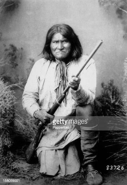 Geronimo apache a defined leader essay