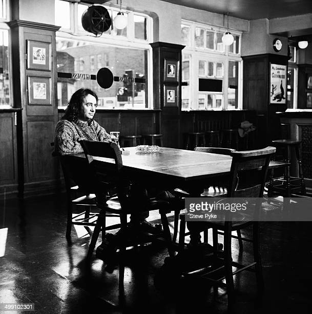 Gerry Conlon in a London pub 21st March 1997 Conlon was a member of the Guildford Four and served 15 years in prison after the four were wrongly...