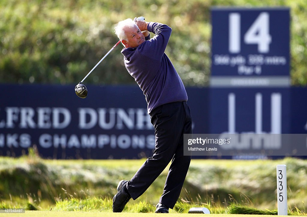 Alfred Dunhill Links Championship - Practice Round