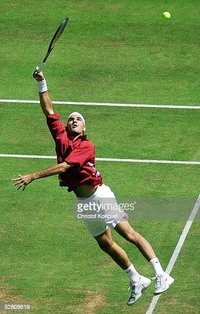 Gerry Weber Open 2003 Halle Roger FEDERER/SUI