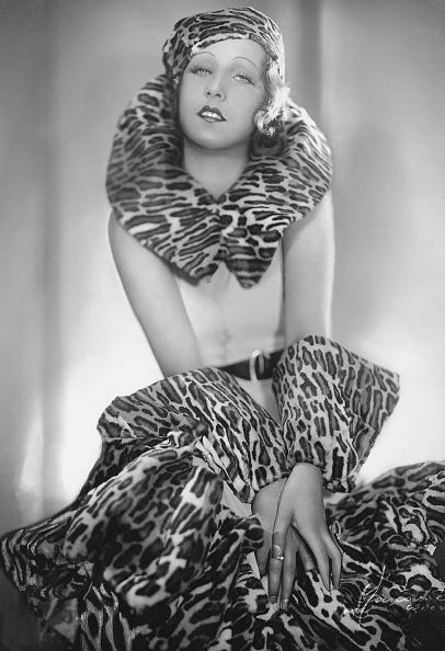Gerty Gert Actress Photography around 1932 [Gerty Gert Schauspielerin Photographie um 1932]