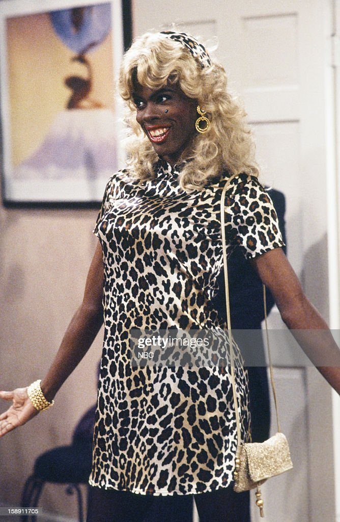 AIR, THE -- 'Get a Job' Episode 2 -- Pictured: Chris Rock as Jasmine --