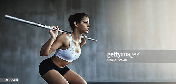 Get lifting for some seriously sexy results