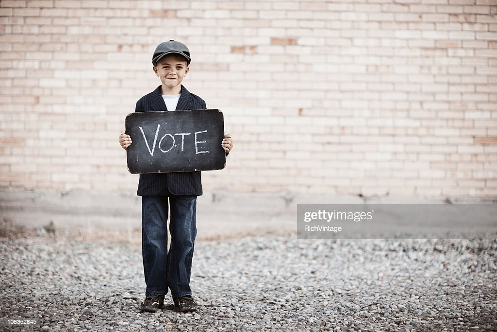 Get Out and Vote : Stock Photo