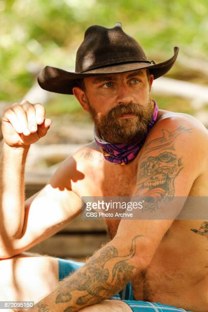 'Get to Gettin'' Ben Driebergen on the seventh episode of SURVIVOR 35 themed Heroes vs Healers vs Hustlers airing Wednesday November 8 on the CBS...