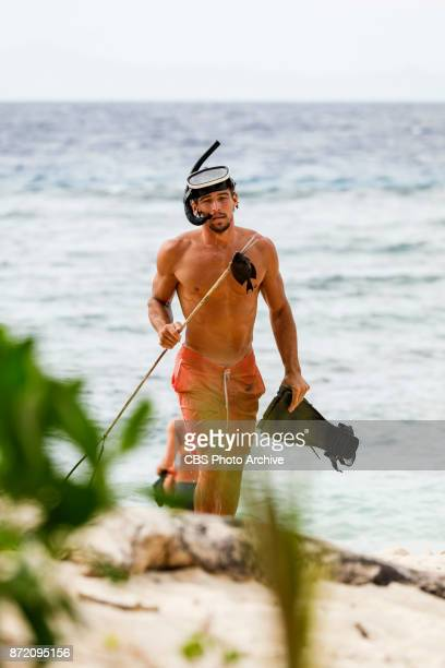 'Get to Gettin'' Cole Medders on the seventh episode of SURVIVOR 35 themed Heroes vs Healers vs Hustlers airing Wednesday November 8 on the CBS...