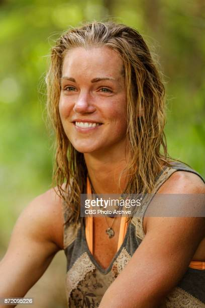 'Get to Gettin'' Jessica Johnston on the seventh episode of SURVIVOR 35 themed Heroes vs Healers vs Hustlers airing Wednesday November 8 on the CBS...