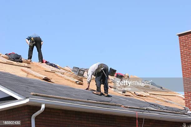Neuer Dach.