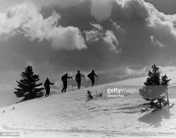 Getting High On Ski Touring Four determined tourers discover that the world above timberline on Keystone Mountain affords a special solitude and...