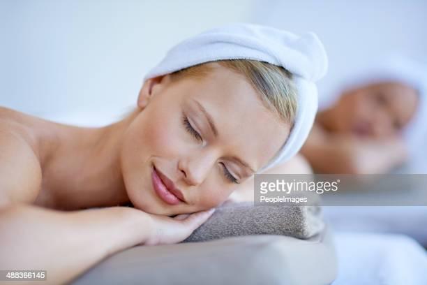 Tirer le meilleur soin de spa