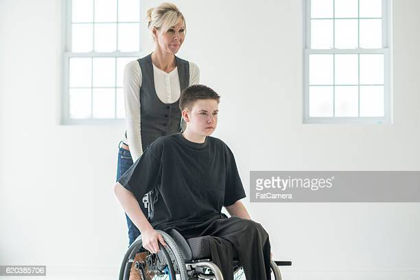 Getting Through a Disability Together