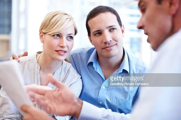 Faire confiance aux conseils de professionnels expérimentés