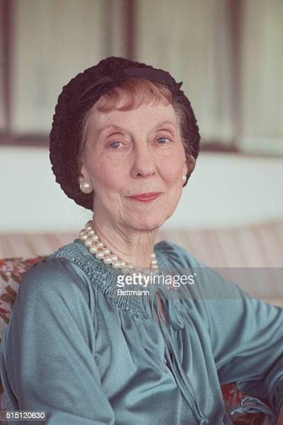Mamie Eisenhower widow of President Dwight Eisenhower apparently suffered a stroke at her farm here and was taken to Walter Reed Hospital for...