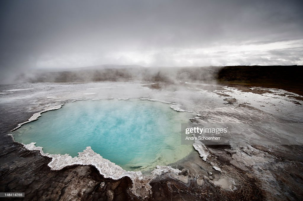 geyser : Stock Photo