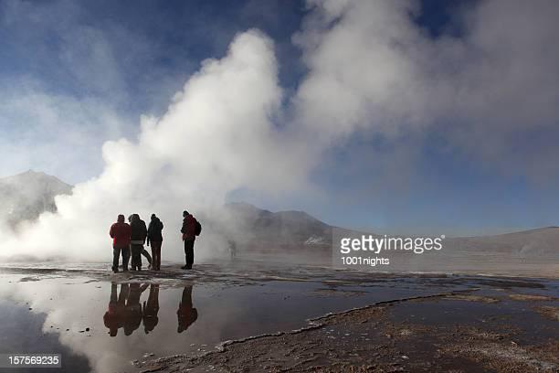 Geyser,Atacama