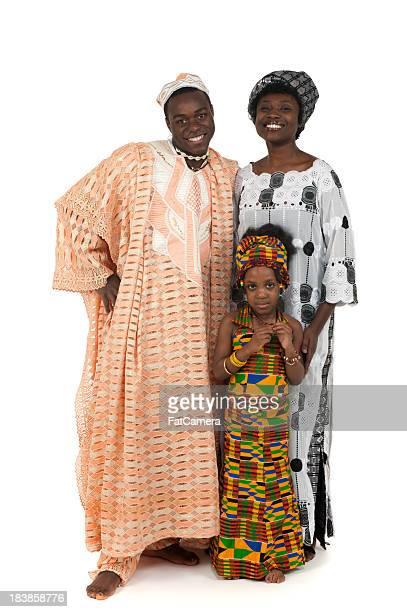 Ghana kulturellen Kleidung