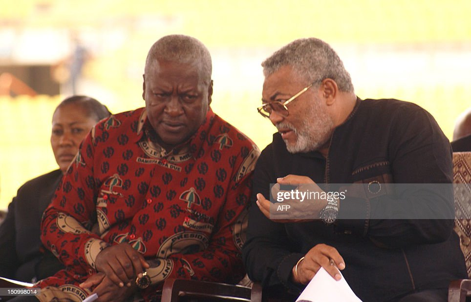 John Dramani Mahama | Getty Images