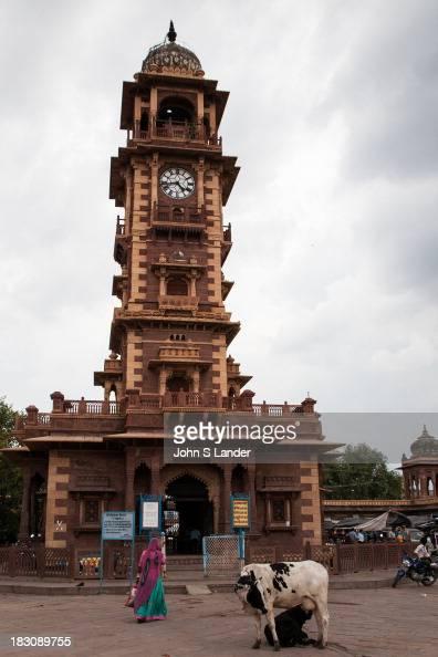 Ghanta Ghar Jodhpur Clocktower was built by Shri Sardar Singh of Jodhpur One of the icon landmarks of Jodhpur it is a nearby icon for Sadar Market a...