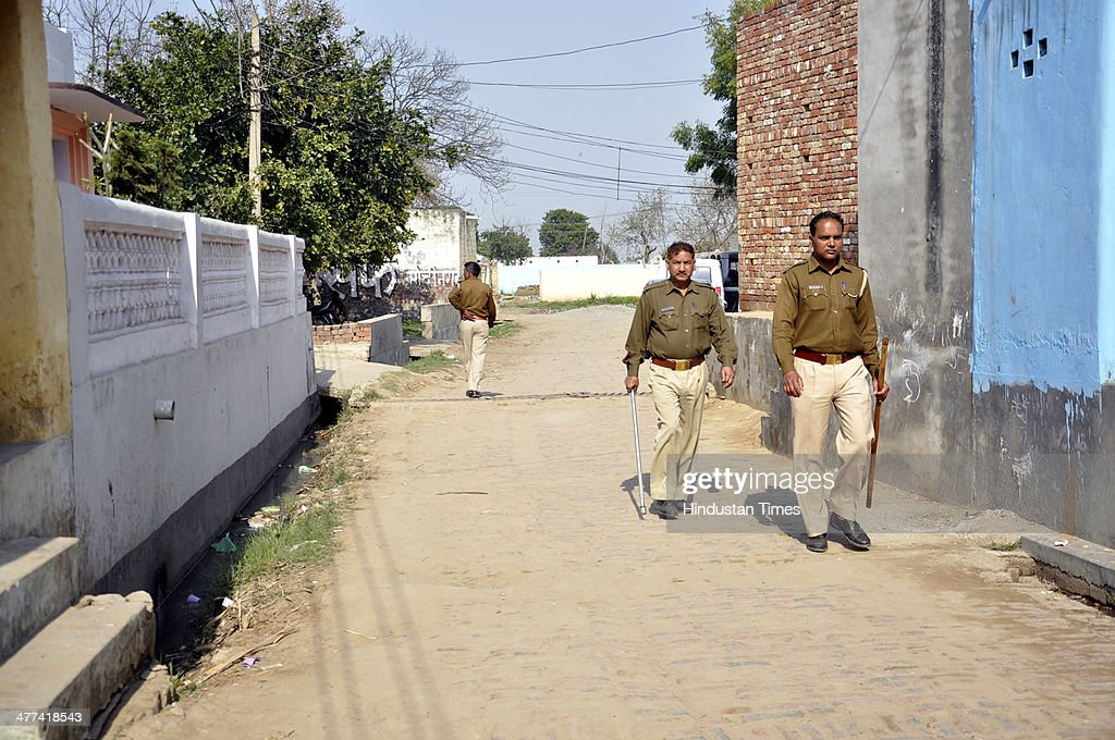 Ghaziabad police arrested two persons on Sunday after they kidnapped and later murdered a 4yearold boy at Murad Nagar on March 9 2014 in Ghaziabad...