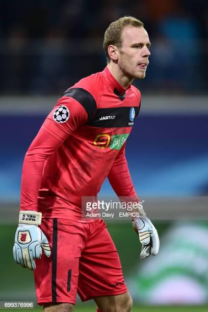 Ghent goalkeeper Matz Sels