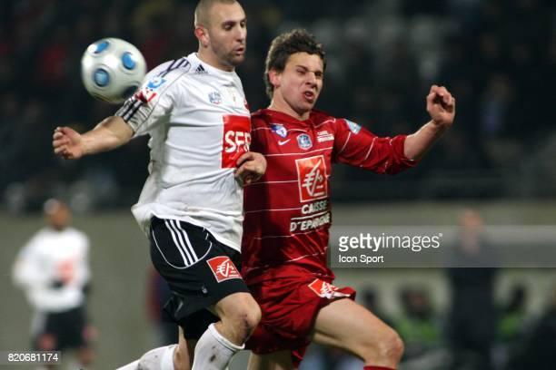 Ghislain GIMBERT / Sandy PAILLOT Vannes / Grenoble 16eme de Finale de Coupe de France