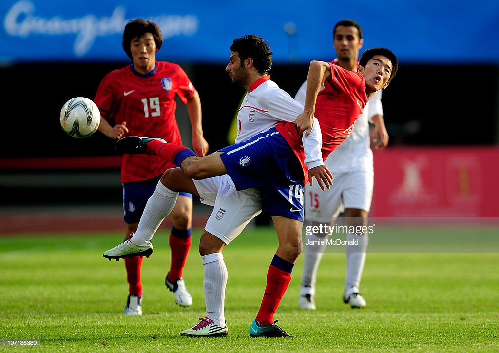16th Asian Games - Day 13: Football
