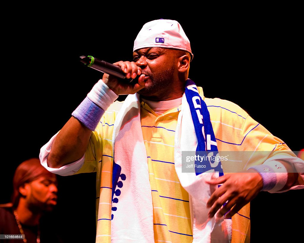 Ghostface Killah of The Wu Tang Clan performs at the 3rd Annual Roots Picnic at the Festival Pier on June 5, 2010 in Philadelphia, Pennsylvania.