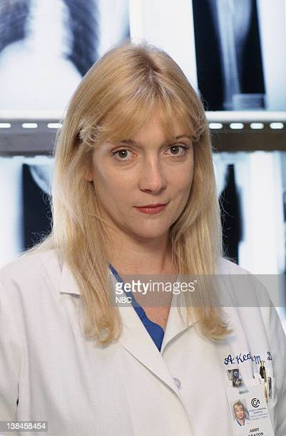 ER 'Ghosts' Episode 5 Air date Pictured Glenne Headly as Doctor Abby Keaton