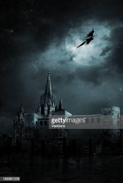 Ghosts in das leere Stadt