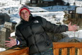 JB Ghuman during The North Face Hush Puppies New Era Cap Avion Atkins Lather Invigor 8 and Crest White Strips at Deer Valley Private Residence in...