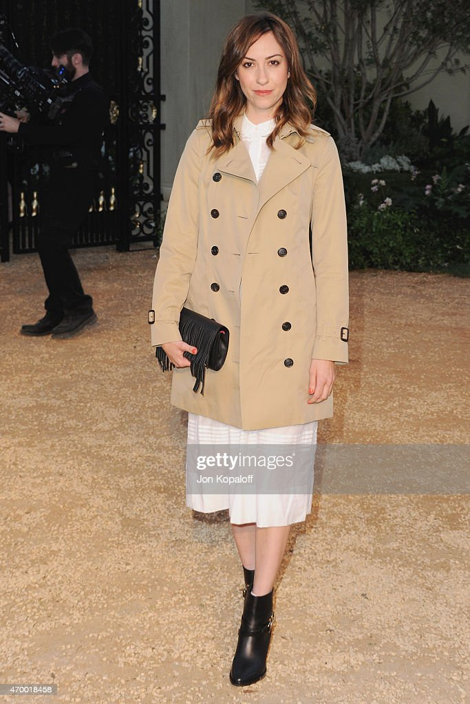 """Burberry """"London In Los Angeles"""" Event"""