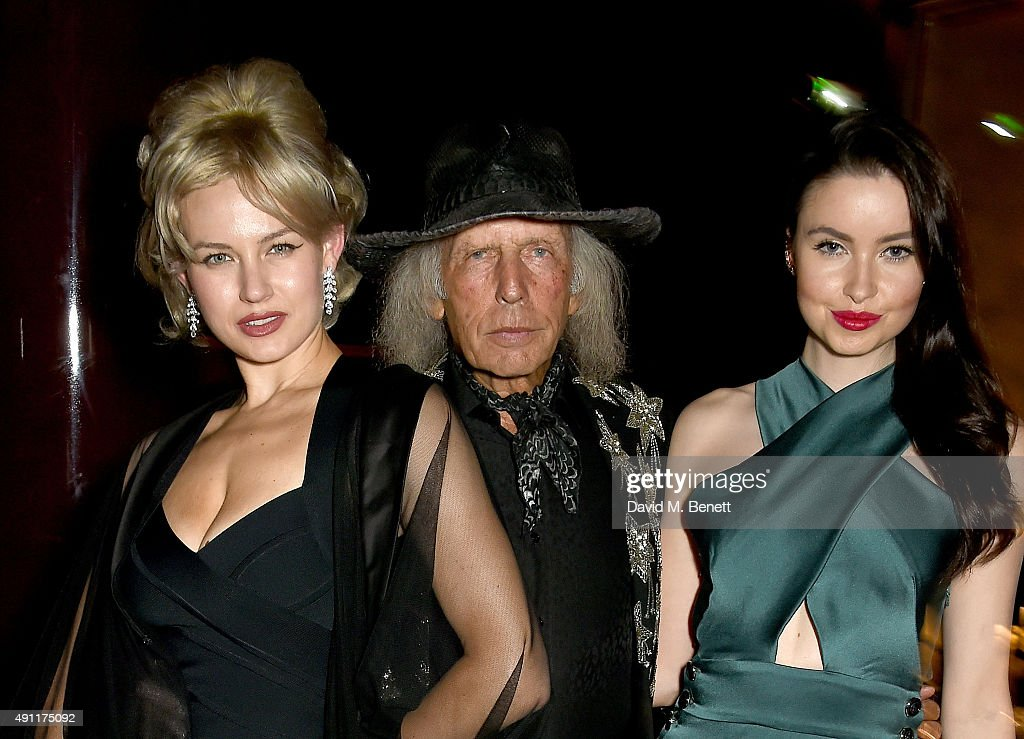 Hunger Magazine & Vivienne Westwood Event At Les Bains