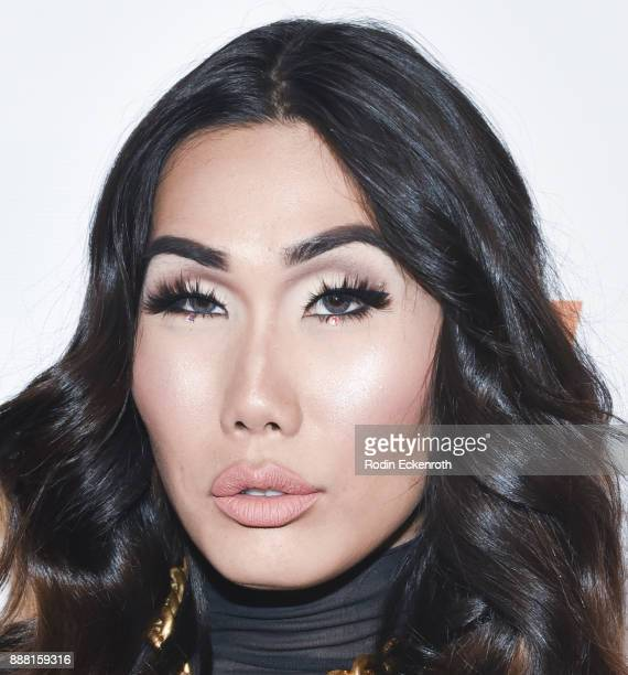 Gia Gunn attends the 13th Annual WOWie Awards presented by World of Wonder Productions at The WOW Presents Space on December 7 2017 in Hollywood...