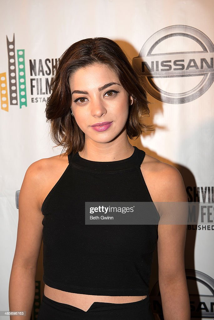 <a gi-track='captionPersonalityLinkClicked' href=/galleries/search?phrase=Gia+Mantegna&family=editorial&specificpeople=6218522 ng-click='$event.stopPropagation()'>Gia Mantegna</a> attends day 3 of the 2014 Nashville Film Festival at Regal Green Hills on April 19, 2014 in Nashville, Tennessee.