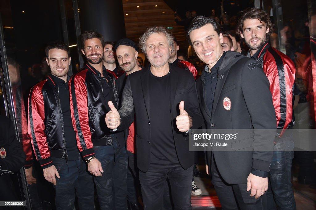 Diesel Presents The New Bomber Of Milan In The Diesel Store Of Milano San Babila